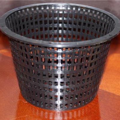 "8"" heavy duty hydroponic basket"